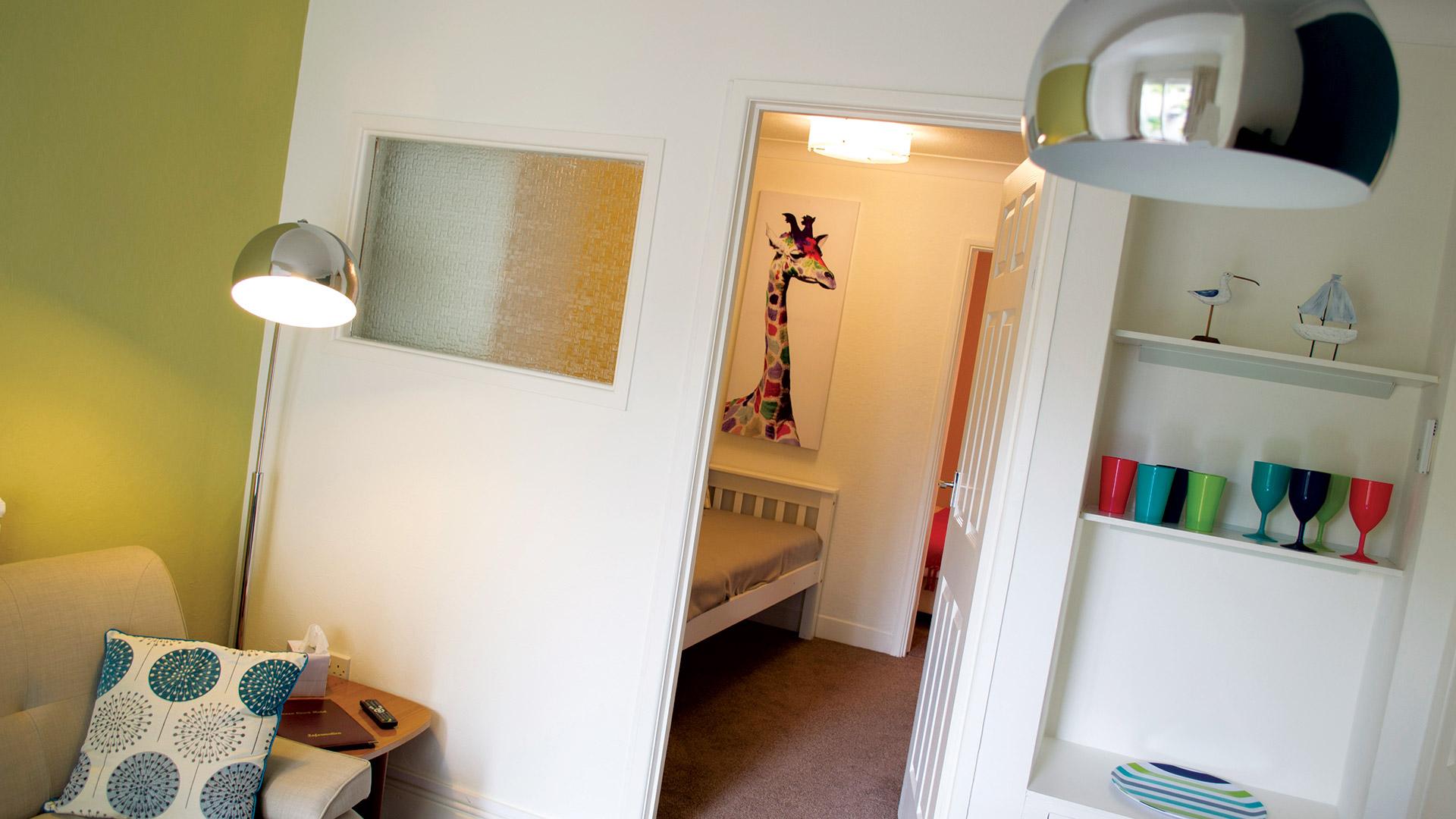 Devon court self catering apartment